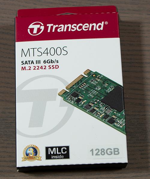 MRS400S M.2 2242 128GB SSD