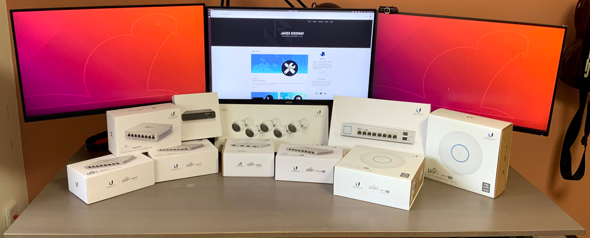 Home Network Upgrade: Adopting Ubiquiti