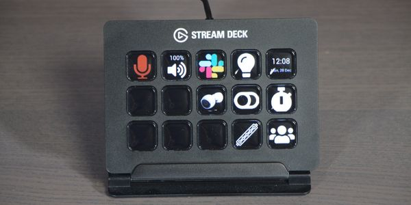 Using a Stream Deck for productivity - a software developers solution